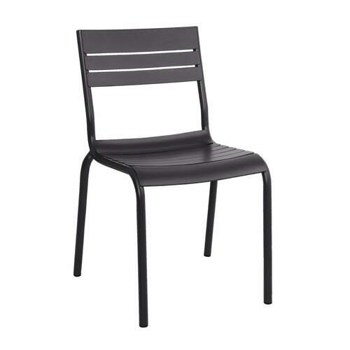 mino stuhl anthrazit garpa. Black Bedroom Furniture Sets. Home Design Ideas