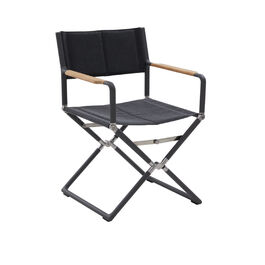 Lean Director's Chair Graphit