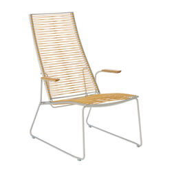 Pan Lounge Chair Braun